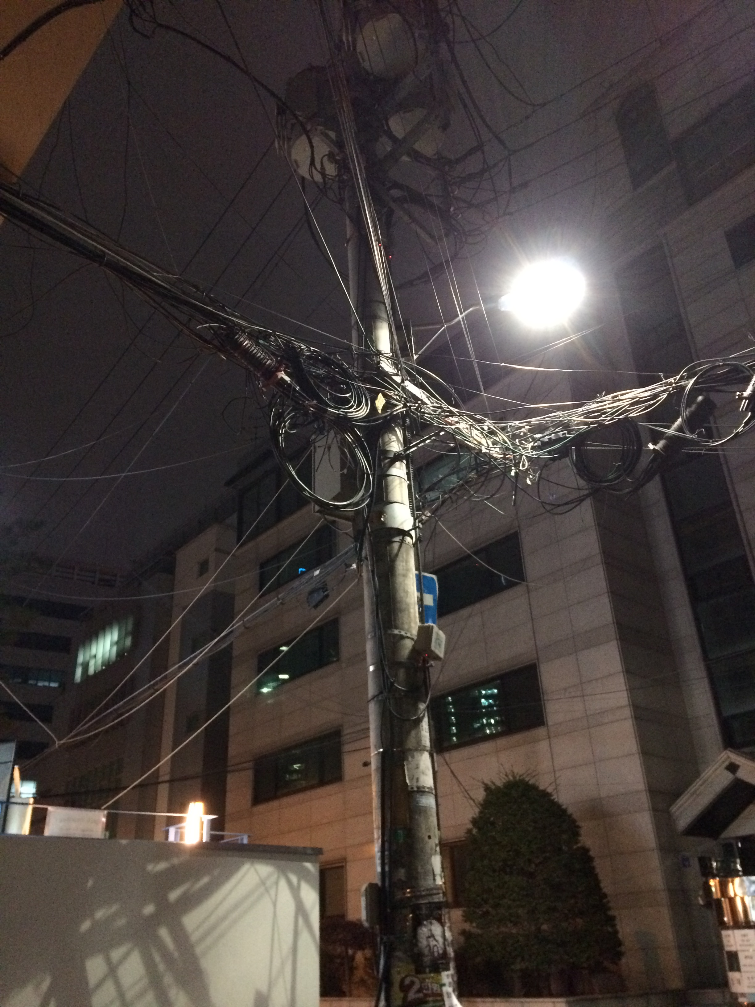 Elektrik Kabloları Seul