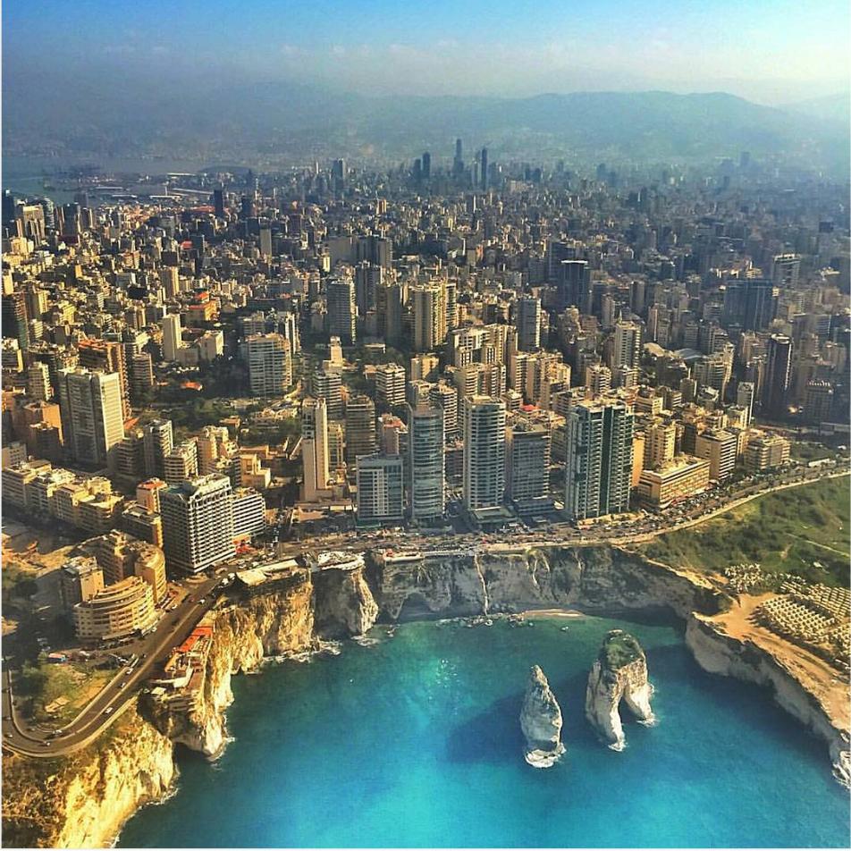 Beyrut Manzara